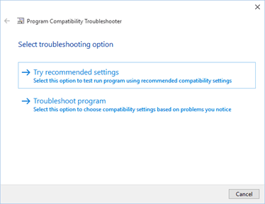 Office 2013 Troubleshooter