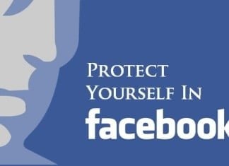 Stop Hackers Steal Your Facebook Data
