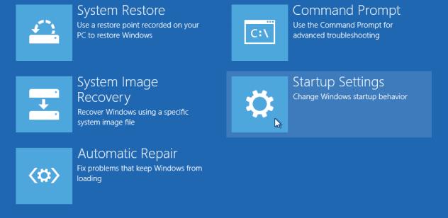 how to start lenovo laptop in safe mode windows 10