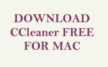 Download CCleaner Free for Mac from CNET & Filehippo