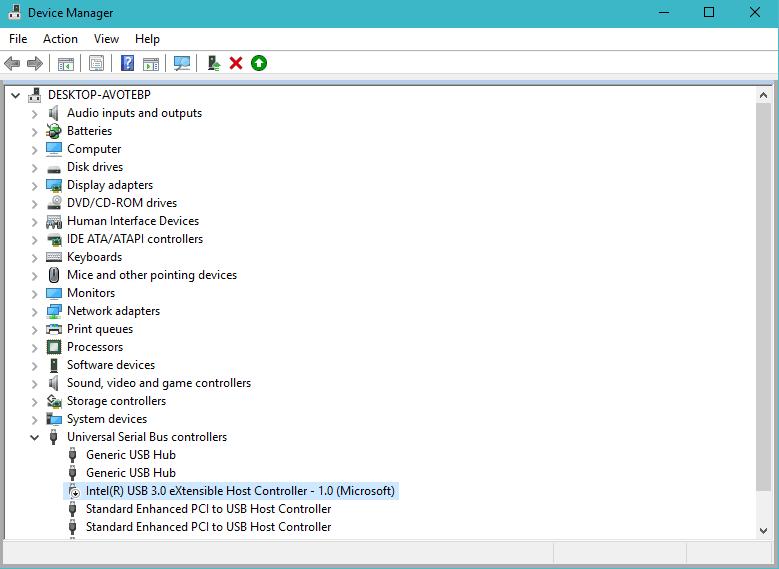 Unknown USB Device (Device Descriptor Request Failed)