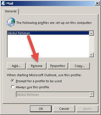 Older Outlook Versions